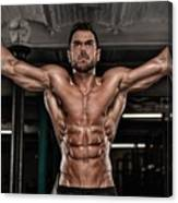 Dominant Testo Review Boost Your Testosterone Level Canvas Print