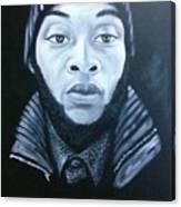 Dominic Canvas Print
