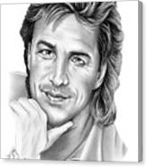 Don Johnson Canvas Print