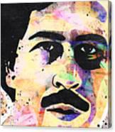 Don Pablo Canvas Print