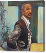 Don Ricardo Canvas Print