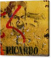 Don-ricardo Canvas Print