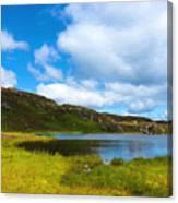 Donegal Landscape Canvas Print