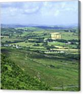 Donegal Patchwork Farmland Canvas Print