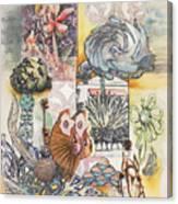Don't Artichoke Canvas Print