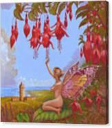 Doolin Fairy Canvas Print