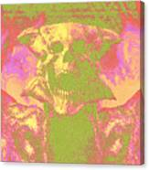 Doom 3 Resurrection Of Evil Canvas Print