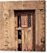 Door #3 Canvas Print