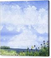 Door County View Canvas Print