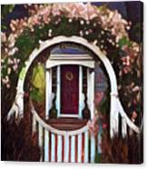 Door From A Dream Canvas Print
