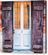 Door No. 2 Canvas Print