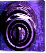 Doorknob 2 Canvas Print