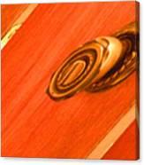 Doorknob 3-1 Canvas Print