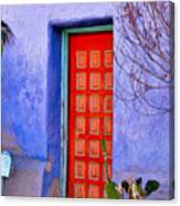 Doorway 6 Canvas Print