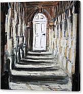Doorway. Canvas Print