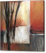 Doorway To Winter Canvas Print