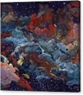 Doradus Canvas Print