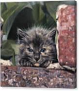 Dorothy Parker Canvas Print