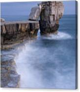 Dorset Seascape Canvas Print