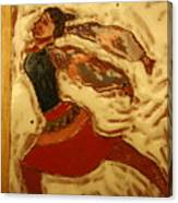 Double Dutch - Tile Canvas Print