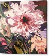 Douceur Canvas Print