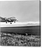 Douglas C-54 Skymaster, 1940s Canvas Print