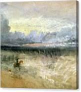 Dover  Canvas Print
