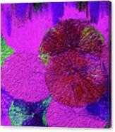 Downpour 3 Canvas Print