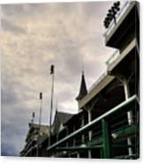 Downs Stadium Canvas Print