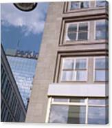 Downtown Berlin Canvas Print