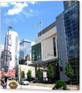 Downtown Denver Canvas Print