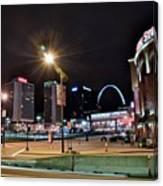 Downtown Saint Louis Canvas Print