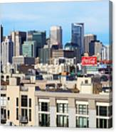 Downtown San Francisco Canvas Print