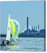 Downwind  Canvas Print