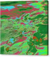 Dp Stone Impressions 13 Canvas Print