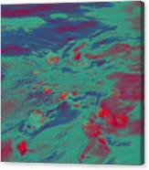 Dp Stone Impressions 7 Canvas Print