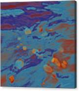 Dp Stone Impressions 8 Canvas Print