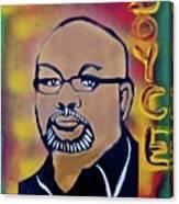 Dr. Boyce Watkins Canvas Print