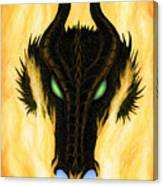 Draco Canvas Print