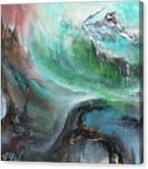 Dracula's Passage  Canvas Print