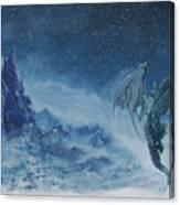 Dragon Born. Canvas Print