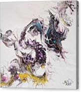 Dragon Breathe Canvas Print