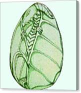 Dragon Egg Canvas Print