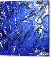 Dragon Lust - V1lllt89 Canvas Print