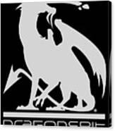 Dragon Spit Studios Logo Canvas Print