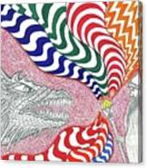 Dragon Tamer Canvas Print