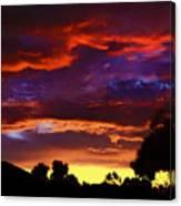 Dragonfire - Mark Blauhoefer Canvas Print