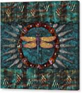 Dragonfly Lair Canvas Print