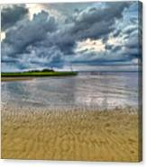 Dramatic Cloudscape Canvas Print