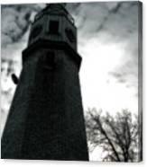 Dramatic Lighthouse Canvas Print